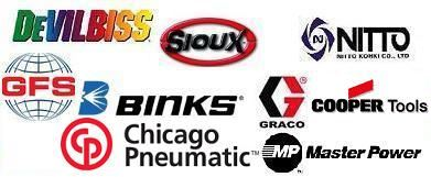 Logos of various companies we vend.